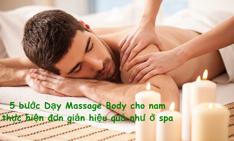 day massage, hoc massage, day mat xa, hoc mat xa