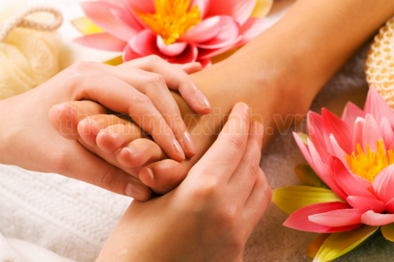 dạy học massage body
